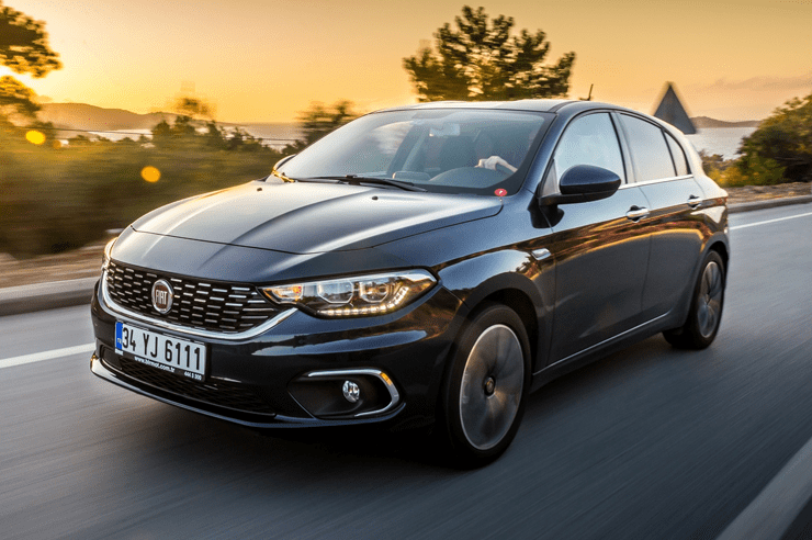Fiat Egea Fiyatları Nisan 2019 ötv Indirimli Liste Fiyatı